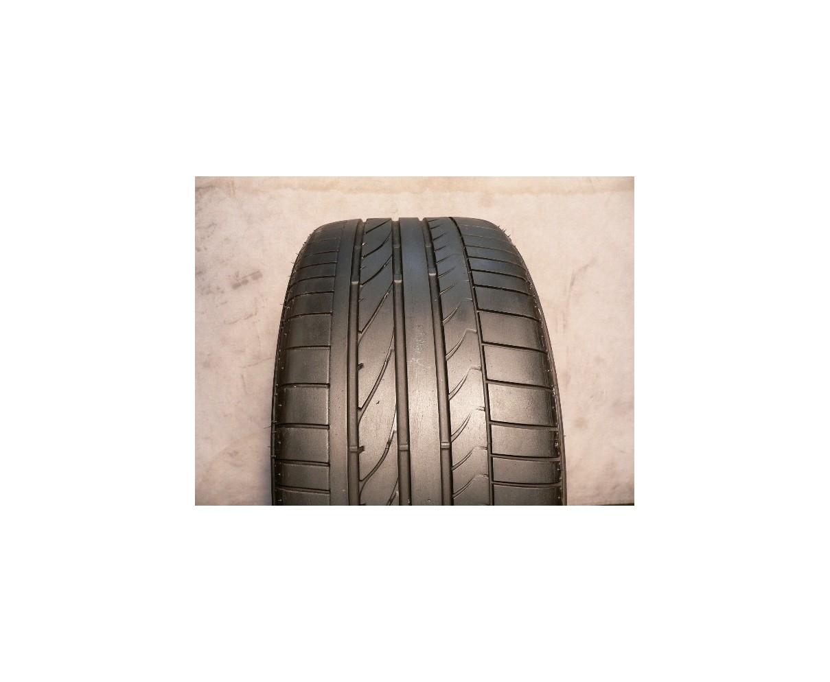 1 used tire 255 50 19 Bridgestone Dueler Sport H/P Run Flat 107V 50% life