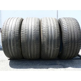 4 used tires 205 55 16 Michelin Primacy HP 50% life