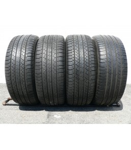 4 used tires 255 55 18...