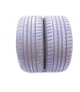 2 used tires 225 45 18...