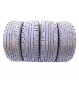 4 used tires 225 45 18...