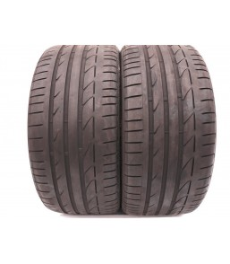 2 used tires 255 40 18...