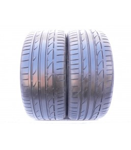2 used tires 245 35 18...