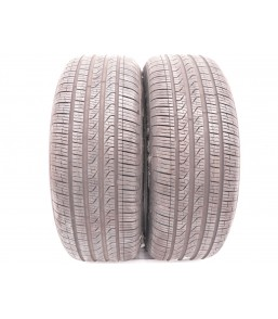 2 used tires 245 40 18...