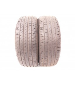 2 used tires 245 45 18...