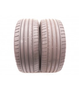 2 used tires 245 50 18...