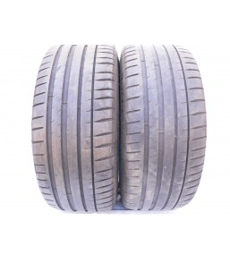 2 used tires 235 35 20...