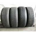 4 used tires 205 45 16 Bridgestone Turanza ER300 50% life